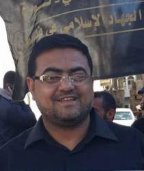 الشهيد المجاهد: إياد إسماعيل الرقب