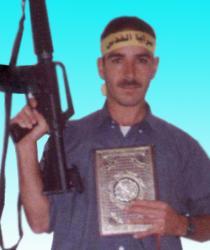 الاستشهادي المجاهد: حاتم ياقين الشويكي