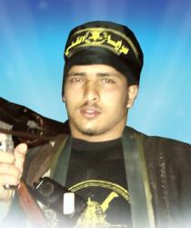 الشهيد المجاهد: حمادة سلمان أبو مطلق