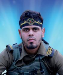 الشهيد المجاهد: عبد الله عبد الرحيم المدهون