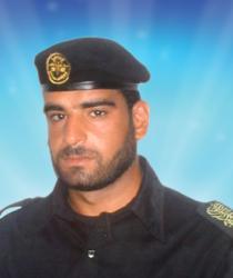 الشهيد المجاهد: نزار سمير أبو عرب