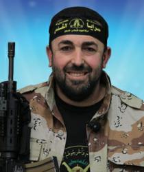 الشهيد القائد الميداني: إياد جمال الجدي