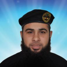 الشهيد المجاهد: سعدي محمود حلس