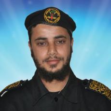 الشهيد القائد الميداني: هايل شحدة أبو دحروج