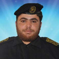 الشهيد المجاهد: أشرف محمود الأسطل