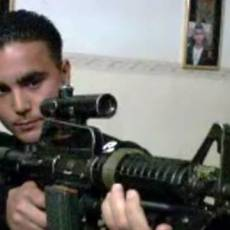 الشهيد المجاهد: محمود حسام السعدي