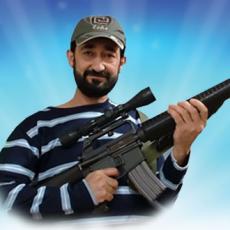 الشهيد القائد: حسام لطفي جرادات