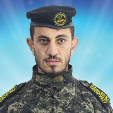 الشهيد المجاهد: وائل حامد السبع
