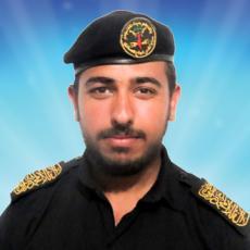 الشهيد المجاهد: أحمد ياسر المحروق