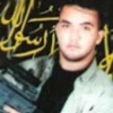 الشهيد المجاهد: راشد سامي العمري