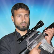 الشهيد المجاهد: محمد عطية الحرازين