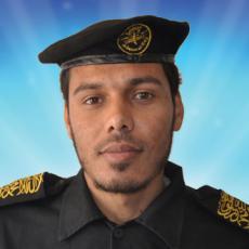 الشهيد المجاهد: محمود محمد دحلان