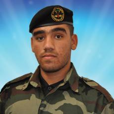 الشهيد المجاهد: أمجد زاهر حمدان