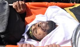 جنازة الشهيد محمد الحرازين