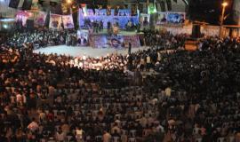 مهرجان الوفاء لشهداء الشجاعية