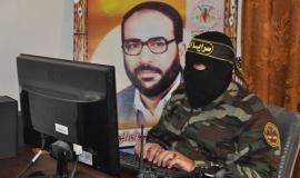 الإعلام الحربي بالوسطى يواصل استعداداته للانطلاقة الجهادية