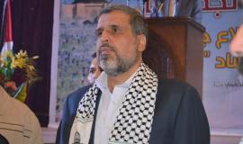 الدكتور المجاهد رمضان شلح
