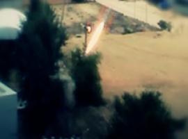 قصف سديروت بصاروخي 107