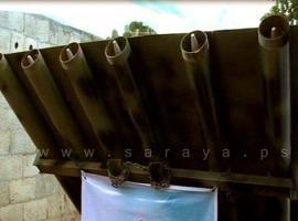 قصف بئر السبع بـ6 صواريخ جراد عبر راجمة أرضية لأول مرة