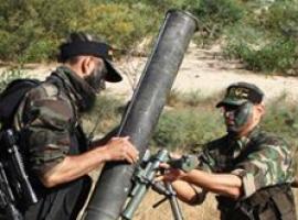 قصف قوات العدو المتوغلة شرق خانيونس بقذائف الهاون