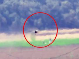 استهداف جيب صهيوني بصاروخ كورنيت