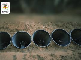 رشقات صاروخية تجاه مدن ومغتصبات العدو رداُ على العدوان