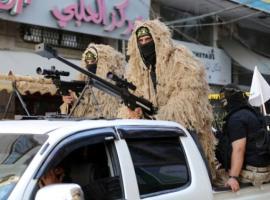العرض العسكري لسرايا القدس