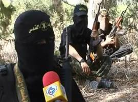 تقرير قناة العالم عن سرايا القدس في شهر رمضان