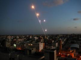 دمار غلاف غزة (1)