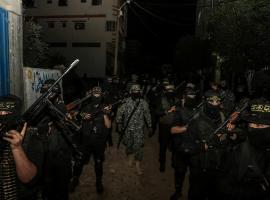 مسير عسكري لسرايا القدس - لواء رفح