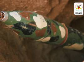 معركة صيحة الفجر.. قصف مدينة الخضيرة بصاروخ براق 120 لأول مرة