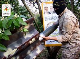 مشاهد من رشقات صاروخية على مستوطنات العدو رداُ على العدوان