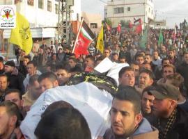 جنازة الشهيدين/ حسين نصر الله ومصطفى السلطان