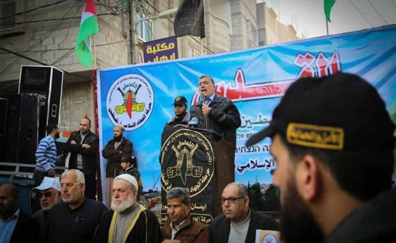 مسيرة نصرة القدس رفح (29339535) 