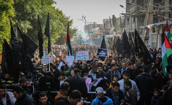 مسيرة نصرة القدس رفح (29339534) 