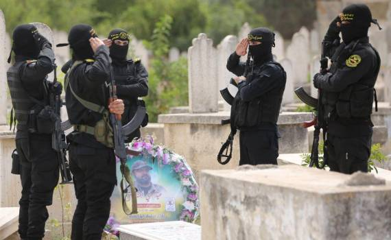 زيارة قبر الشهيد بهاء أبو العطا (23)