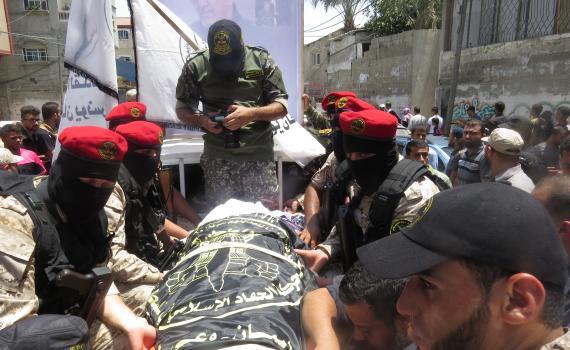 جنازة ابو هنادي  (1)