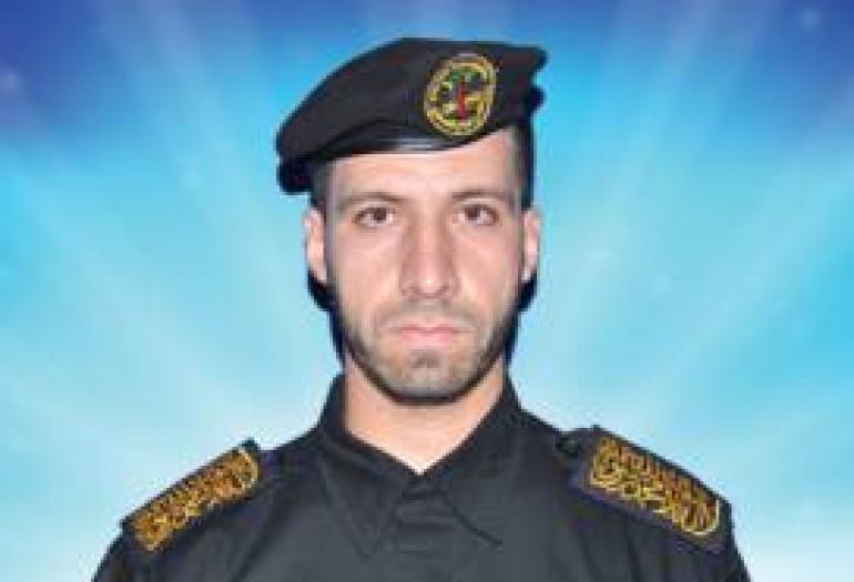 الشهيد القائد: مازن محمد لولو