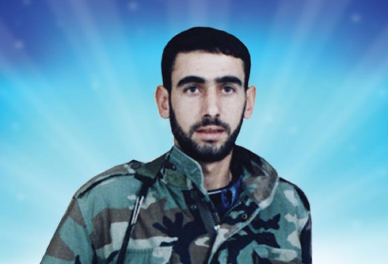 """الشهيد القائد الميداني """"زياد حسين شبانة"""": أبى أن يترك سلاحه رغم استشهاده"""