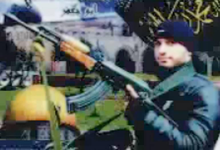 """الشهيد المجاهد """"طارق أحمد زكارنة"""": نطق الشهادة قبل استشهاده"""