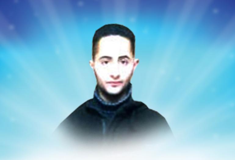 الشهيد المجاهد ابراهيم خالد سريس: مضى بشوق للجنان