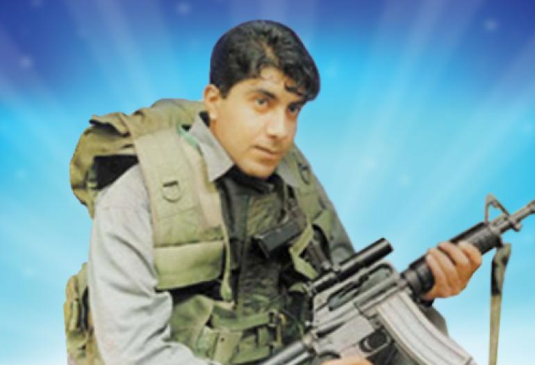 """الشهيد القائد """"طه محمد الزبيدي"""": جهز وصيته التي تمنى فيها الشهادة وتحققت له خلال المعركة"""