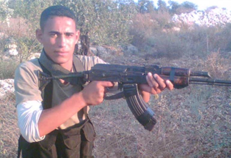 الشهيد المجاهد: خالد صالح درويش
