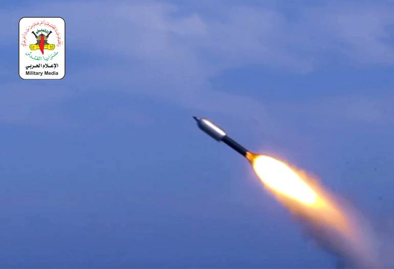 فاصل صاروخ
