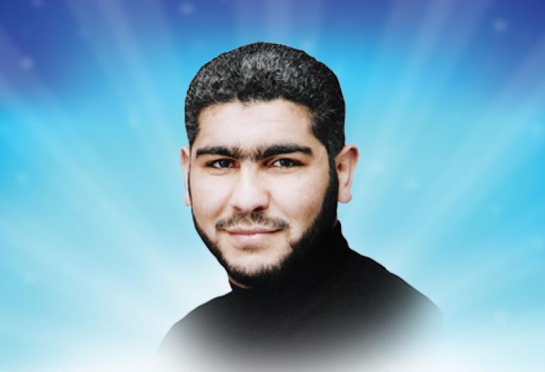 """الشهيد المجاهد """"يوسف خليل أبو المعزة"""": صاحب الابتسامة الصادقة"""