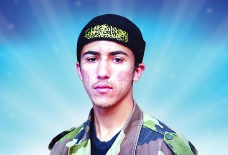 """الشهيد المجاهد """"محمد عمر مطر"""": رحلة جهاد وشوق للقاء"""