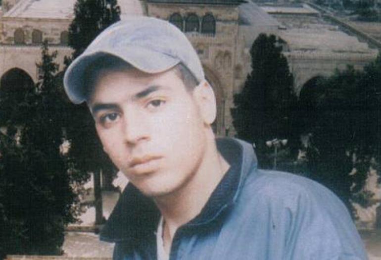 الشهيد المجاهد: واثق أحمد اغبارية